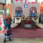 فضاسازی در میدان میوه و تره بار جلال آل احمد