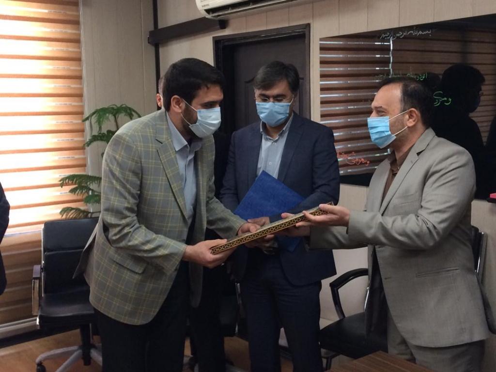 مهدی قمی سرپرست موسسه فرهنگی هاتف شهر شد