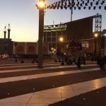 برگزاری مراسم جلوه سوگ در میدان امام حسین(ع)